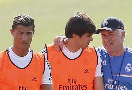 Sự xuất hiện của Ancelotti trao cho Kaka cơ hội tìm lại hình ảnh hào hùng trong quá khứ.