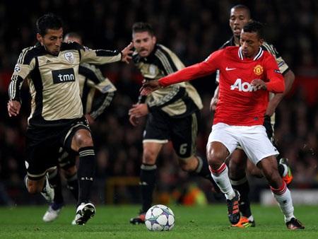 Garay sắp chuyển đến Manchester United?