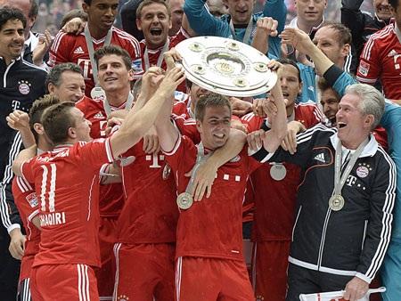 Bayern Munich bước vào mùa giải mới với vị thế của kẻ thống trị