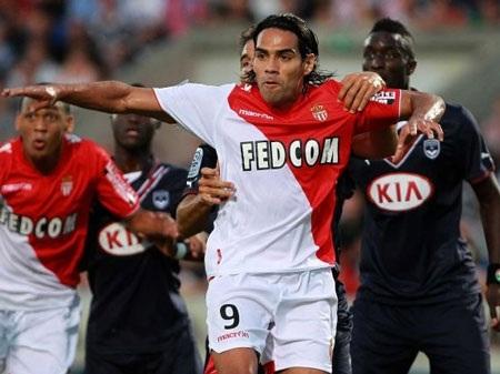 Falcao nhanh chóng khẳng định giá trị trong trận mở màn Ligue 1 của Monaco