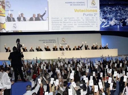 Doanh thu của Real Madrid tiếp tục vượt ngưỡng 500 triệu euro