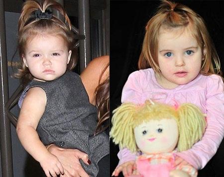Chị em sinh đôi: Harper và Freya