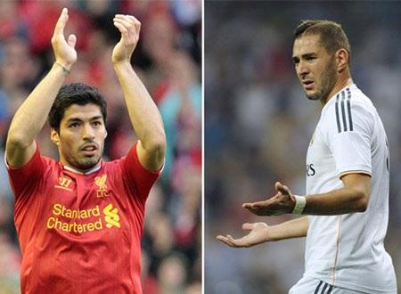 Real Madrid sẵn sàng hy sinh Benzema để có Suarez