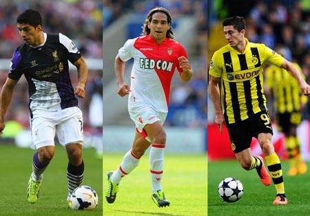 3 gương mặt sáng giá cho vị trí trung phong của Real Madrid