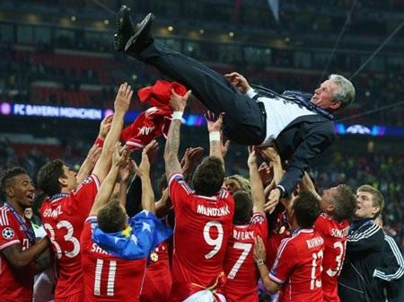 Bayern Munich áp đảo hoàn toàn trong danh sách đề cử QBV