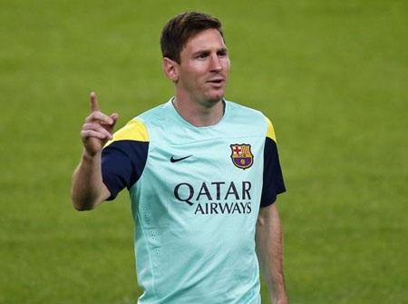 Messi được chuyên viên thuế quan minh oan