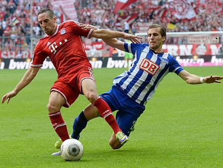 Bayern Munich gặp vô vàn khó khăn trước Bayern Munich