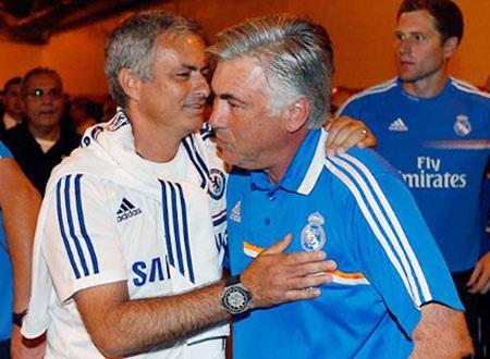 Ancelotti phần nào cải thiện được tình hình tại Bernabeu