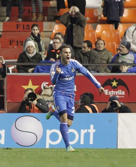 Jese đem về chiến thắng nghẹt thở cho Real Madrid