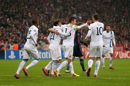 Đánh giá sức mạnh của 16 CLB có mặt ở vòng 1/8 Champions League