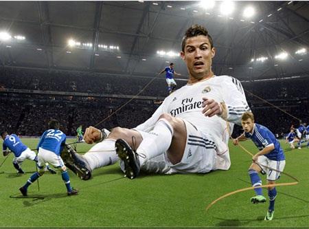 Sẽ rất khó để Schalke chế ngự được một C.Ronaldo đang thèm khát ghi bàn đến điên cuồng