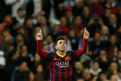 Messi phá kỷ lục của Di Stefano