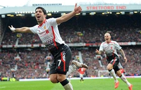 Suarez là một sát thủ thực thụ
