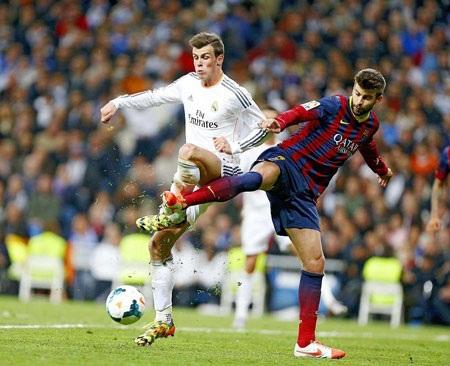 Neymar đang trở thành nỗi ám ảnh đối với Real Madrid
