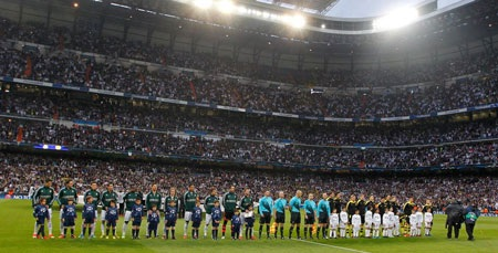 Real Madrid có rất nhiều duyên nợ với bóng đá Đức