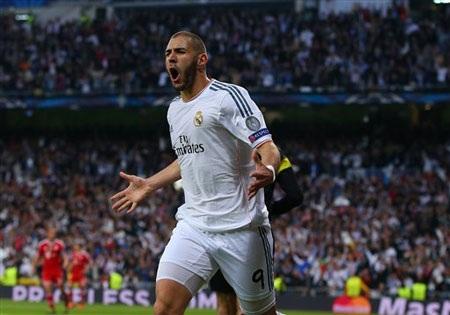 Benzema có thể sẽ rời Real vào mùa hè này