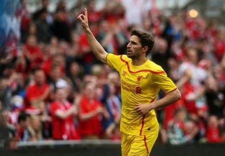 Borini đã được Liverpool bán cho Sunderland