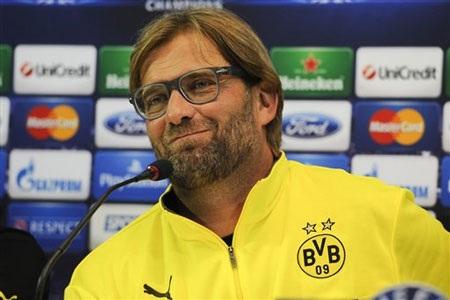 Jurgen klopp là lựa chọn thích hợp để thay thế vị trí của Wenger
