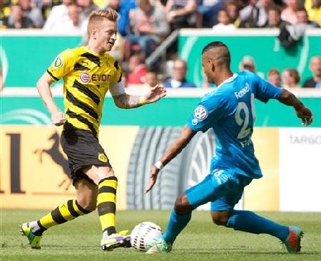 Dortmund không muốn bán Reus trong thời điểm hiện tại