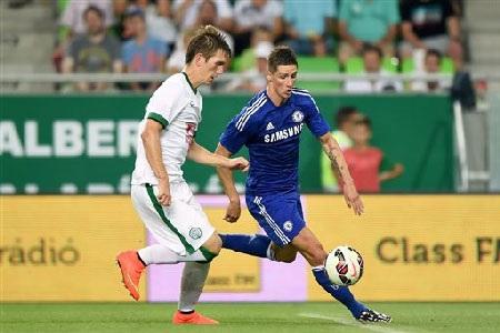 Các CLB khác chỉ muốn mượn chứ không muốn mua Torres