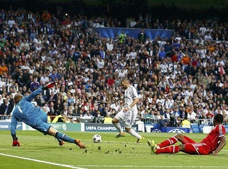 Benzema nhiều khả năng sẽ rời Bernabeu sau mùa giải 2013-14