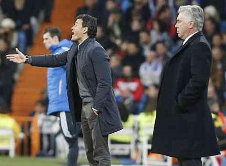 Một phần lớn hy vọng bảo vệ danh hiệu La Liga của Barca được trao cho Luis Enrique
