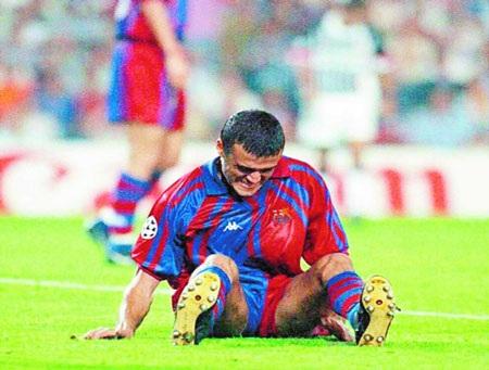 Luis Enrique: Từ ngôi sao Real đến người dẫn dắt Barca