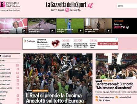 Real Madrid hiện thực hóa giấc mơ Decima. Ancelotti bước lên đỉnh châu Âu.