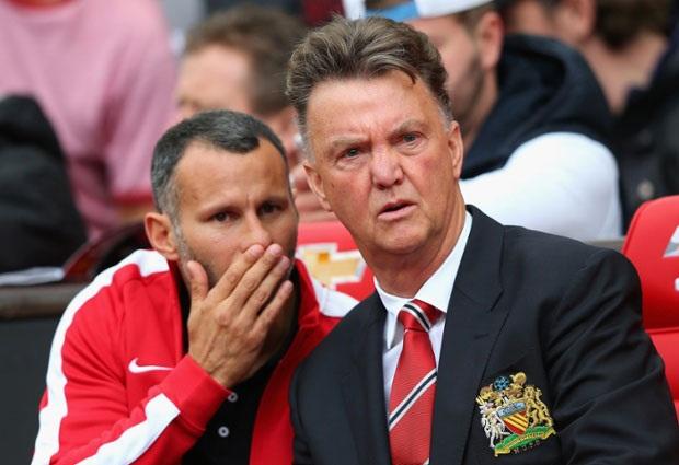 Bàn thua khiến HLV Louis van Gaal phải xem lại cách tiếp cận trận đấu của Manchester United.