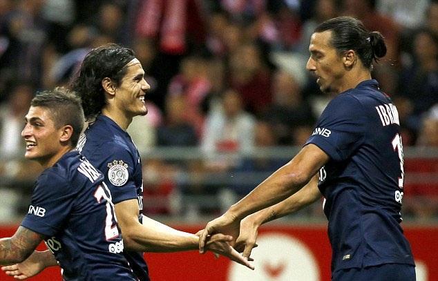 """""""Trọc phú"""" PSG sở hữu đội hình đắt giá hơn cả những ông lớn như Barca, Bayern hay Chelsea"""