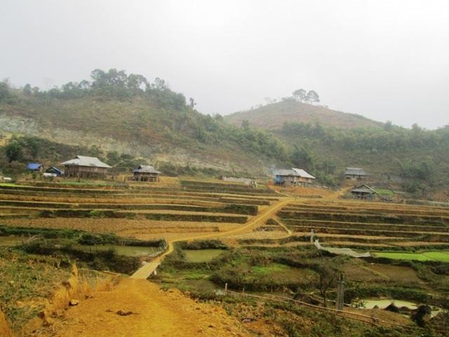 Cảnh đẹp nên thơ yên bình ở thiên đường Cao Sơn
