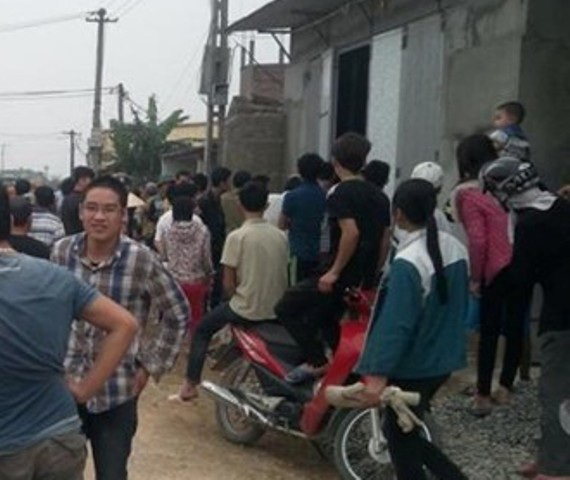 Cả làng vây đánh nam thanh niên được cho là cẩu tặc