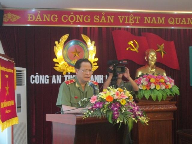Thiếu tướng Trịnh Xuyên, Giám đốc Công an tỉnh Thanh Hóa