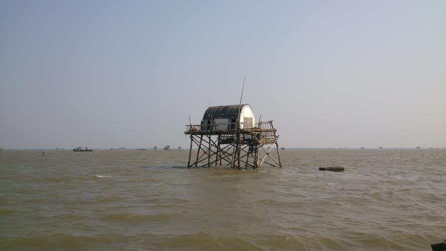 Vùng biển nơi xảy ra vụ chìm tàu khiến 1 người mất tích