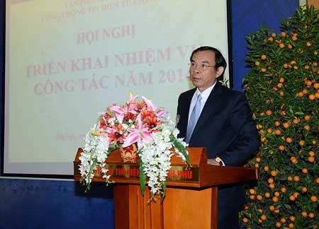 Bộ trưởng Nguyễn Văn Nên: Cổng TTĐT Chính phủ cần vào top 100 website truy cập cao