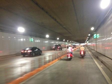 Sau nửa tháng đã có hơn 3200 trường hợp vi phạm tốc độ lưu thông trong hầm bị ghi hình xử lý.