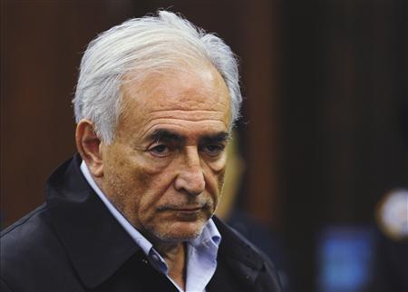 Tổng giám đốc IMF đối mặt với áp lực từ chức, nhà tù phòng ông tự sát - 1