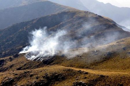 Pakistan công bố hình ảnh vụ không kích của NATO - 2