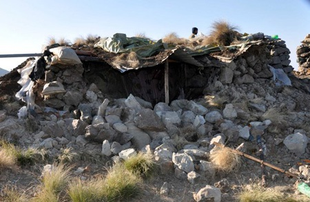 Pakistan công bố hình ảnh vụ không kích của NATO - 7