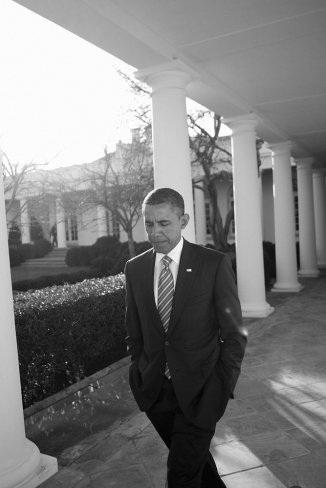 """""""Hậu trường"""" một ngày làm việc của Obama - 2"""