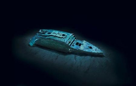 Tiết lộ mới về sứ mệnh tìm kiếm Titanic