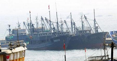 29 ngư dân Trung Quốc bị người Triều Tiên bắt cóc đã được thả