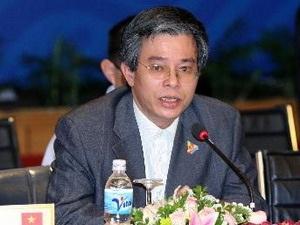 Thứ trưởng Bộ Ngoại giao Phạm Quang Vinh. (Nguồn: TTXVN)