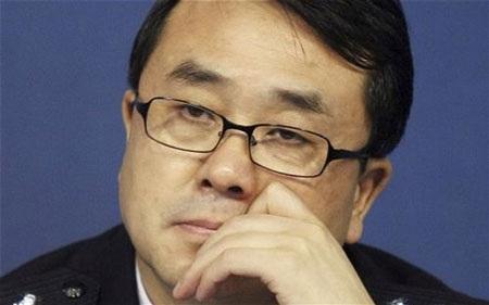 Cựu cảnh sát trưởng Trùng Khánh Vương Lập Quân.