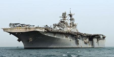 Tàu đổ bộ tấn công USS Iwo Jima (LHD-7) thuộc lớp Wasp