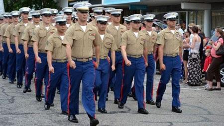 """Quân đội, cảnh sát Mỹ diễn tập chống """"thây ma"""" Halloween"""