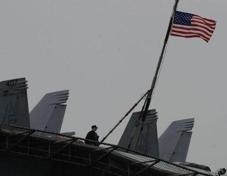 """Hải quân Mỹ cam kết bảo đảm """"tự do hàng hải"""" ở châu Á"""