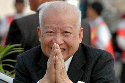 Chuyên gia Trung Quốc ướp thi hài cố Quốc vương Campuchia