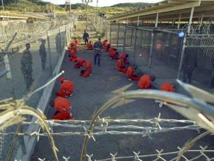 Tù nhân tại nhà tù Guantanamo
