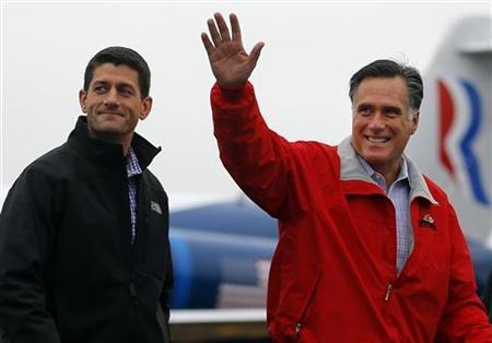 Romney đang giành lợi thế bước đầu trước Tổng thống Obama